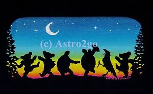 70db8160925 MOONDANCE-Grateful Dead   Co. Night Animals Crow Terrapin Dancing ...