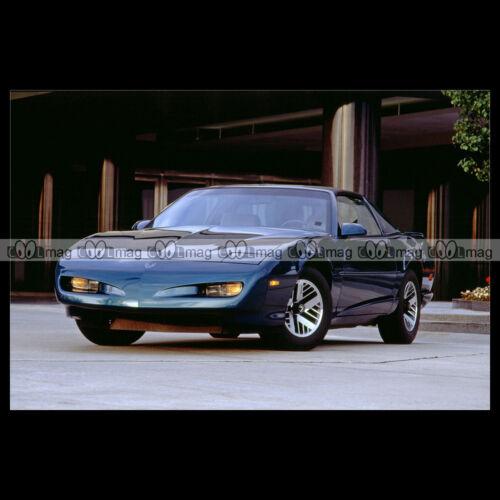 #pha.006935 Photo PONTIAC FIREBIRD 1991-1992 Car Auto