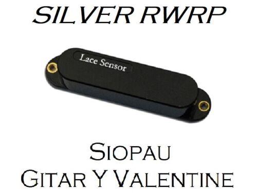 Single Coil Pickup RWRP Lace Sensor Silver
