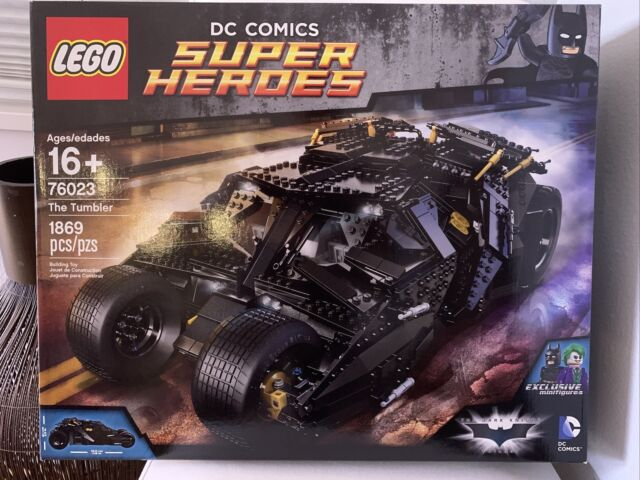 LEGO DC COMICS Super Heroes The Tumbler 76023 BRAND NEW , SEALED