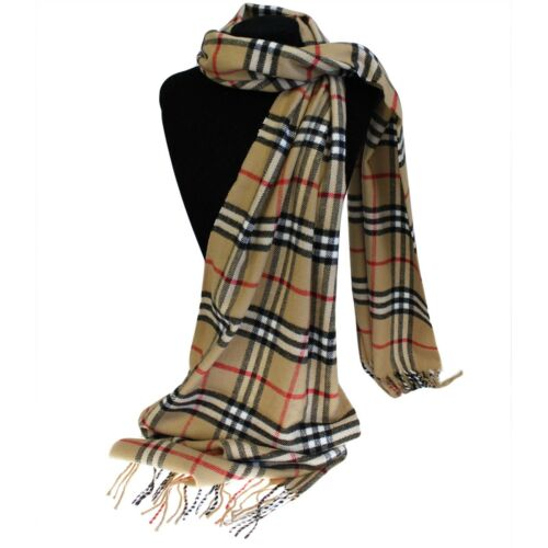 Various Designs MENS TARTAN SCARVES Look Stylish While Keeping Toasty Warm