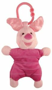 Winnie-the-Pooh-Attachable-light-up-Musical-Piglet-Pram-toy-New