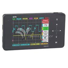DS202 10Mps Pocket Handheld Oscilloscope Mini Display Full Color TFT LCD 320x240