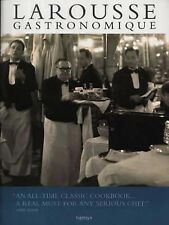 Larousse Gastronomique: The World's Greatest Cookery Encyclopedia-ExLibrary