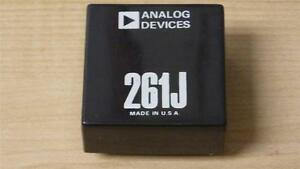 ANALOG-DEVICES-261J-Amplifier