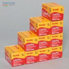 KODAK Color Plus 200 Negativ-Farbfilm, 135-36, 10 Stück