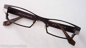 Brille Brillengestell Fassung Frame Frauen Rodier Gold Pink Große Form Size M Kleidung & Accessoires Sonnenbrillen & Zubehör