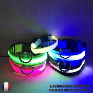 Collier-lumineux-a-LED-pour-chien-ou-chat-NEUF