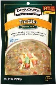 bear creek country kitchens tortilla soup mix pack of 6 rh ebay com Bear Creek Macaroni & Cheese Country Kitchen Bear Creek Soups