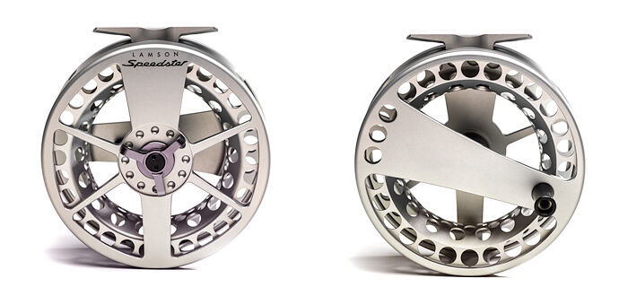 Lamson Speedster 4 Fly Reel NEW FREE SHIPPING