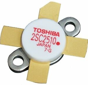 TOSHIBA-2SC2510A-RF-TRANSISTOR-SILICON-NPN-EPITAXIAL