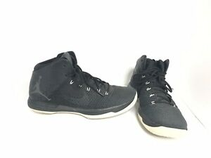 0974f1b2c4e Air Jordan XXXI 31 Black Cat Basketball Shoes Anthracite SZ 13 ...