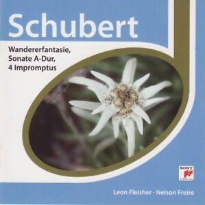 Schubert-Wandererfantasie-Fleisher-Freire-CD