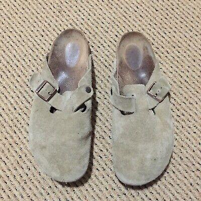 Men's Birkenstock Boston Shoe Size 47