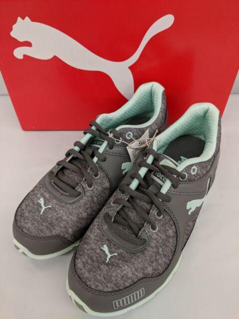 5cb6bd6585b65c Pre PUMA Cell Riaze Heather Women s Running Shoe Pick Size Gray 9 ...