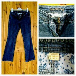 Monsoon 8 Jeans gratuita appena indossato Spedizione r5r4qdT