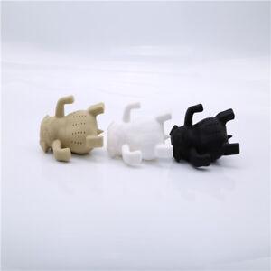 Tea-Infuser-Puppy-Shaped-Multi-Colors-Loose-Leaf-Strainer-Filter-Herbal-Spice-D