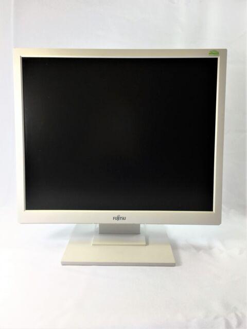 """19 Zoll TFT Monitor Fujitsu ScenicView A19-3 5ms VGA Lautsprecher 19"""""""