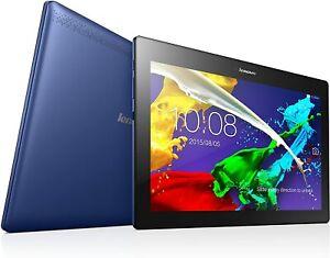 Lenovo TAB2 A10 – 10.1″ Tablet (ARM Cortex A53 Quad-Core, FHD IPS, 2GB SDRAM, 16GB SSD, Android 4.4 KitKat)