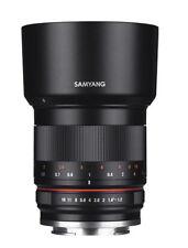 Samyang 50mm F/1.2 AS UMC CS MF Lens For Sony E mount
