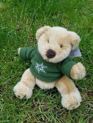 RUSS BERRIE Teddy from the Past Cinnamon 20 cm New