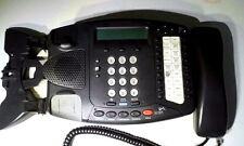 Lot of 10 , 3COM 3102A 3C10402A VoIP Black Large  Display Phones PE ,24 Hr Ship