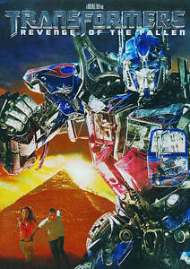 Transformers: Revenge of the Fallen (DVD, 2009) **FREE SHIPPING**