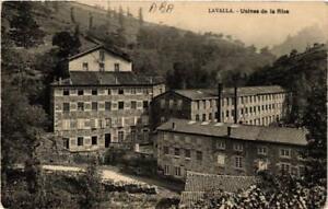 CPA-La-Valla-Usines-de-la-Rive-663860