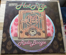 HOT RIZE RADIO BOOGIE - U.S. PROMO - 1981 FLYING FISH FF 231 EXCELLENT+ COND