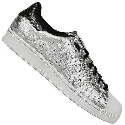 Adidas Originals Superstar Baskets II Chaussures Space Argent Métallisé eBay eBay
