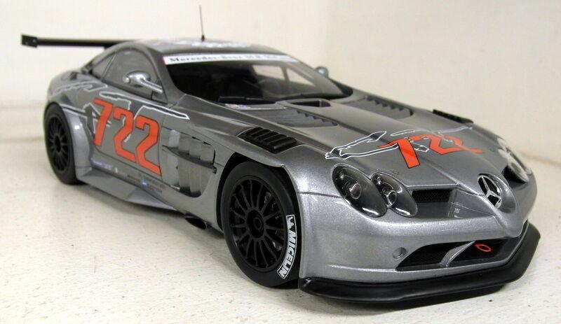 Gt Gt Gt spirit échelle 1/18 mercedes benz slr mclaren 722 gt résine scellé voiture modèle | Soyez Bienvenus En Cours D'utilisation  007d65