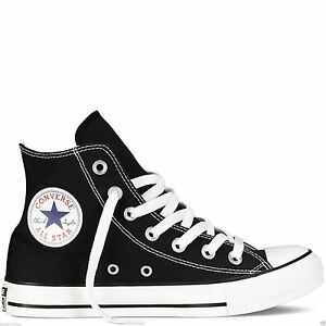 Image is loading Converse-Chuck-Taylor-All-Star-Black-White-Unisex- c43445b1c