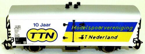 10J Modelspoorvereniging TT Nederland TTN 1982-1992 Güterwagen å *