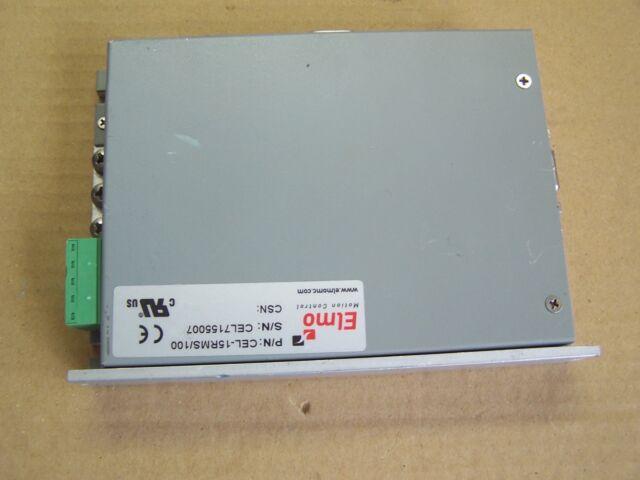 ELMO CEL-A10//100-AA MOTION CONTROL