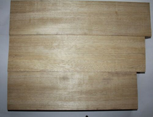 Korina Body blank Tonholz selektiert gleichmäßige Maserung 3 teilig +