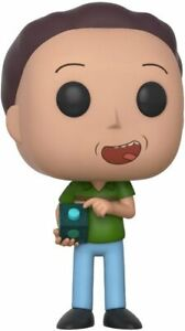 Rick and Morty - Jerry with Meeseeks Pop Vinyl Figure