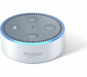 AMAZON Echo Dot - White - Currys