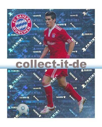 Jose Ernsto Sosa Panini Bayern München Sticker 09//10 Einzelsticker 90
