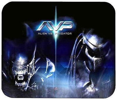 Alien vs Predator Movie RGB Mouse Pad with multi color LED light effect Premium Handmade Mouse Pad