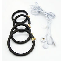 Usa Ship Electro Shock Chastity Rings Enlargers Extension Rings A205
