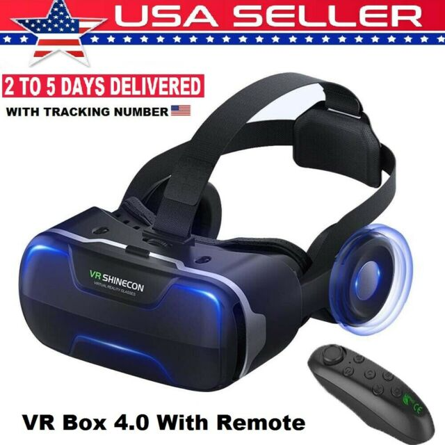Fiit Vr 5f Headset Fan Cooling Virtual Reality 3d Glasses Box For 4 0 6 For Sale Online Ebay