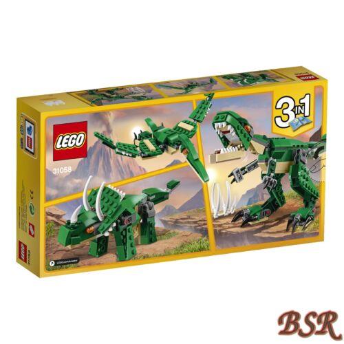 NEU /& OVP ! 31058 Dinosaurier LEGO® Creator 3 in 1