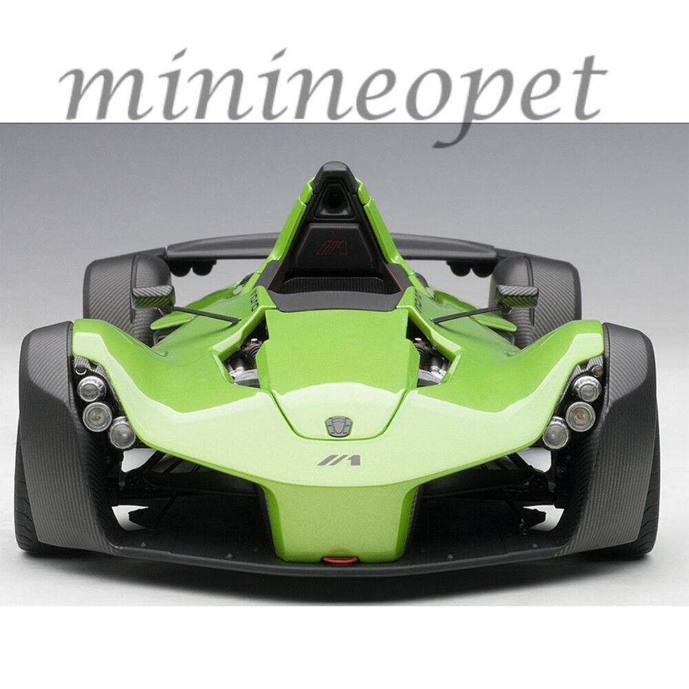 AUTOart 18114 BAC MONO 1 18 MODEL CAR METALLIC verde
