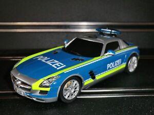 Evolution-Mercedes-SLS-Police-Polizei-Polizia-NEU