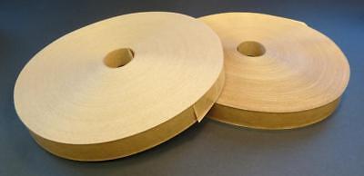 Nassklebeband, Kraftpapier, Breite 15mm, Länge 200m, Hohe Klebekraft ###########