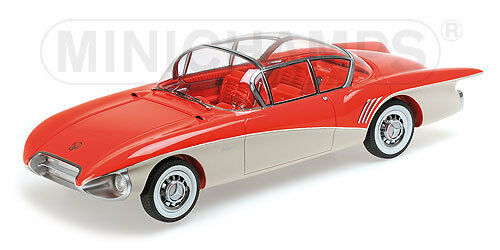 MINICHAMPS 107141200 BUICK CENTURION CONCEPT 1956 1956 1956 L.E 1:18 # Neuf Emballage | Durable