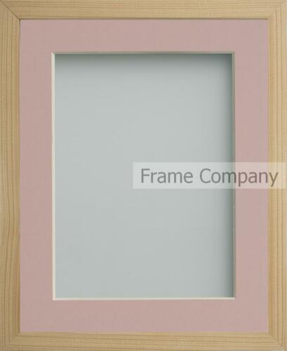 Frame Company Webber Range Beech Wooden Picture Photo Frames with Mount
