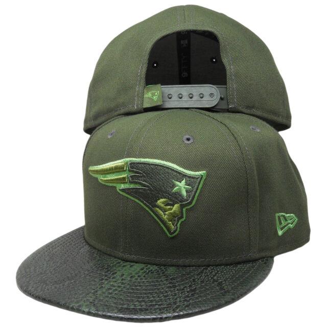 52d8ba164d43d Dallas Cowboys 2018 NFL Era 9fifty Snakeskin Sleek Green Snapback Hat Cap
