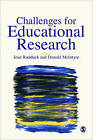 Challenges for Educational Research by SAGE Publications Ltd (Paperback, 1998)