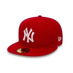 OPTIC WHITE//WHITE NEW ERA 59FIFTY NEW YORK YANKEES MLB CAP